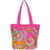 Vera Bradley Puffy Tote Bag