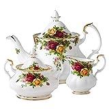 Royal Albert Old Country Roses Teapot, 42