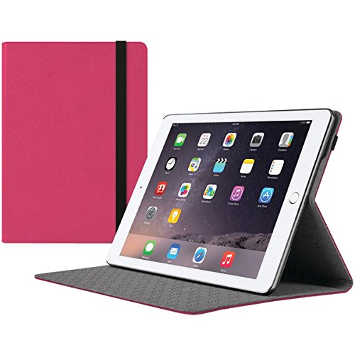 iLuv AP6URBFRP Cell Phone Case for iPad Air 2 (Retail Packaging), Pink