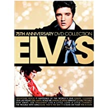 Elvis 75th Anniversary DVD Collection