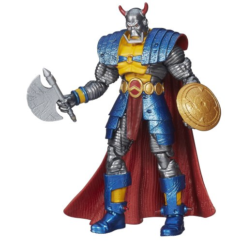 Marvel Infinite Series Marvels Deaths Head Figure - 3.75 Inches (Super Scary Stuff)
