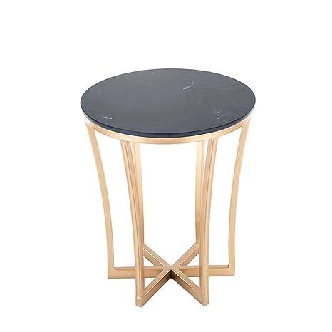 Amazon.com: Mesa de café para sala de estar/mesa lateral ...