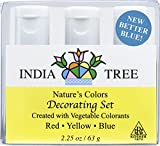 Natural Color Decorating Set - Set of 3