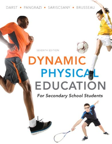 Dynamic Physical Education For Secondary School Students  7Th Edition