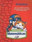 Harcourt School Publishers Matematicas, Harcourt School Publishers Staff, 0153411317