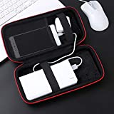 Sodoop Case Bag Compatible for Sony Psvita PS Vita 1000/2000/3000 Video Console, Portable Waterproof Dust-Proof Shockproof EVA Hard Carry Travel Protective Organizer Storage Box