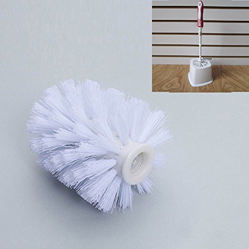 Useful Toilet Brush Head Holder Replacement Bathroom WC Clean Accessory Spare -