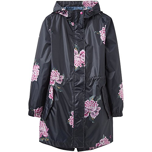 Z Golightly Jacket Waterproof Long Packaway Ladies Rain Joules Womens qTwvR1WF