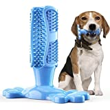 Ezonedeal Dog Toothbrush Dog Chew Toy Puppy Dental Care Massager Small Medium Doggy Teeth Cleaner Tooth Brushing Stick…