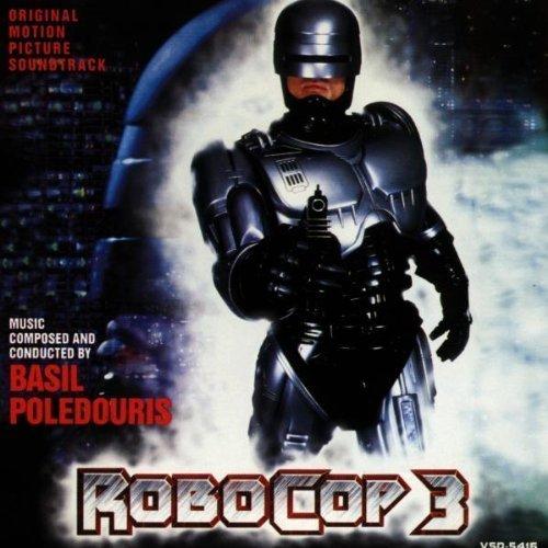 RoboCop 3 (Original Score) (1993-11-08)