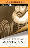 img - for The Complete Essays of Montaigne book / textbook / text book