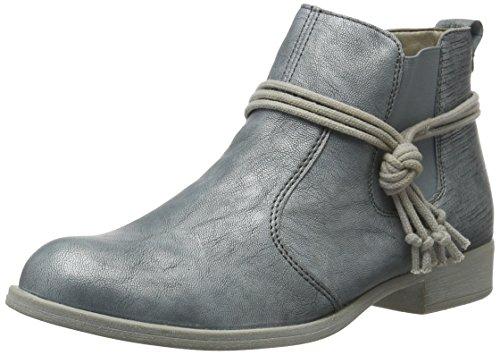 Chelsea Blue Women's Blue Blue Blue Boots Remonte 12 R9393 dEfxqwEI