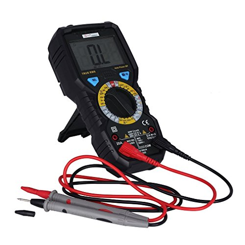 LESHP Multimeter Capacitance Frequency Effective