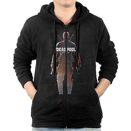 Deadpool Movie Hoodie Black