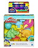 Play-Doh Dino Tools + Play-Doh Plus Compound Bundle