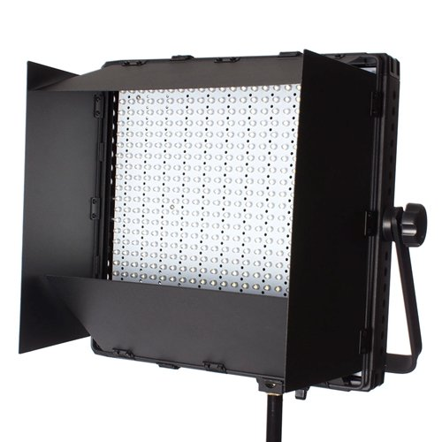 fovitec studiopro led barndoor light modifier for studiopro s 600d or s 600b led panels led. Black Bedroom Furniture Sets. Home Design Ideas