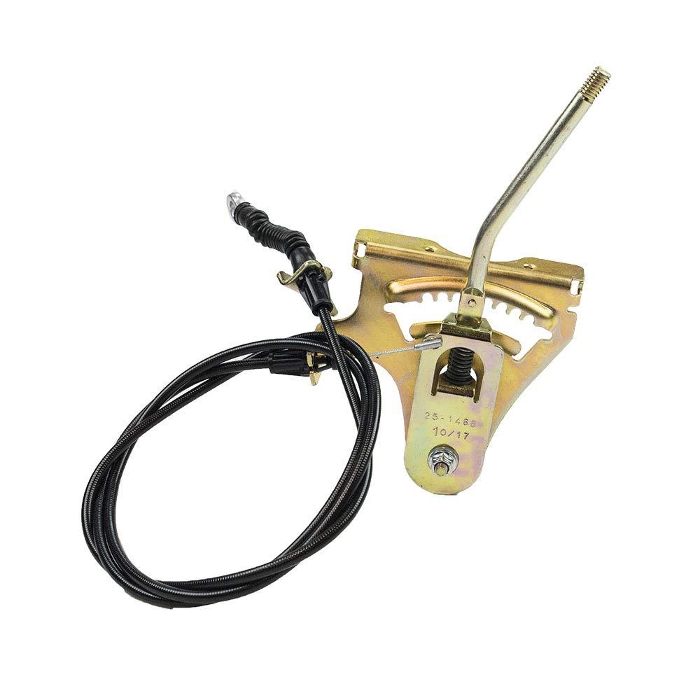 Husqvarna 587030801 Snowblower Deflector Control Assembly Genuine Original Equipment Manufacturer (OEM) Part by Craftsman