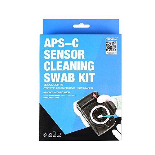 APS-C Frame Sensor Cleaning Swab Type 2 Cleaning Kit