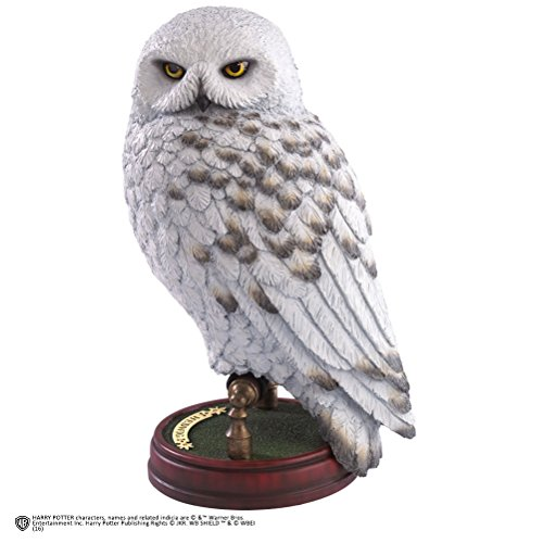 Noble Collection - Réplique Harry Potter Magical Creatures - Hedwige 24cm - 0849241003308