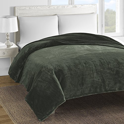 double layer fleece bed blanket