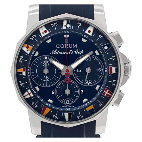 Corum Admirals Cup - Corum Admiral's Cup Automatic-self-Wind Male Watch 985.643.20 (Certified Pre-Owned)