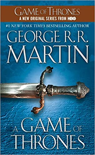 BOOK : A Game of Thrones: A Song of Ice and Fire: Book One (Anglais) 51aTnsl0MPL._SX303_BO1,204,203,200_