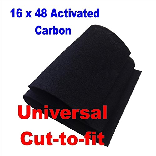 Universal Carbon HEPA Pre Filter Honeywell