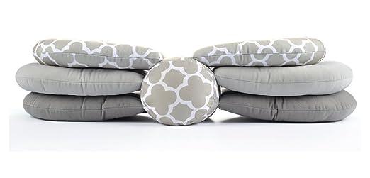 Amazon.com: Multifunción almohada de lactancia materna ...