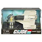 : G.I. JOE 25th Anniversary Vehicle Sharc Tooth and Deep 6