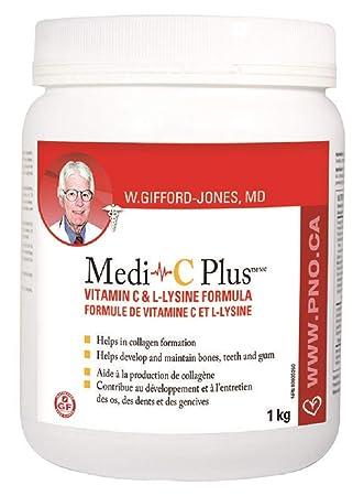 lysine vitamine c