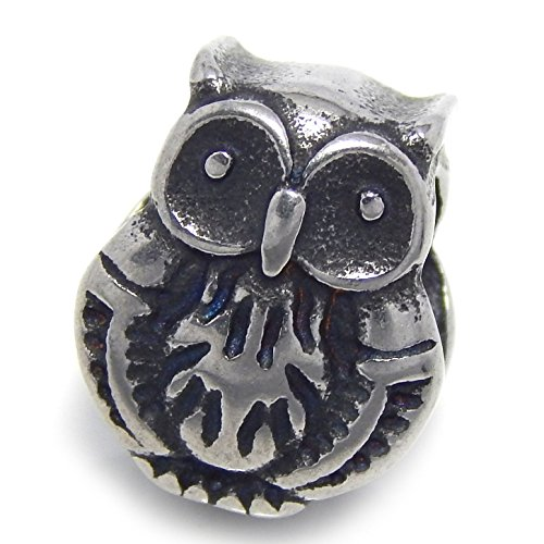 stainless-steel-two-sided-owl-bead-for-bracelets