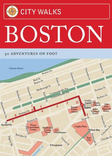 City Walks: Boston: 50 Adventures on Foot pdf epub