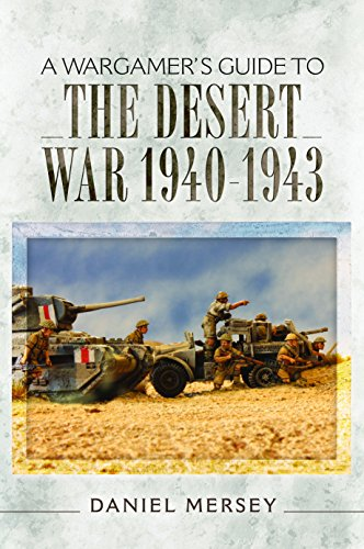 A Wargamer's Guide to The Desert War 1940–1943 (8th Army Ww2)