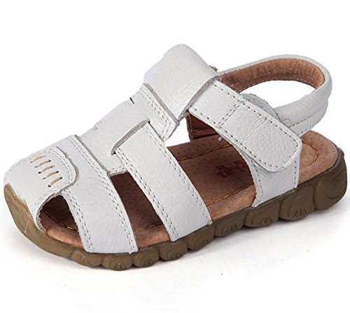 Femizee Closed-Toe Casual Outdoor Sandals for Boys Girls(Toddler/Little Kid/Big Kid)
