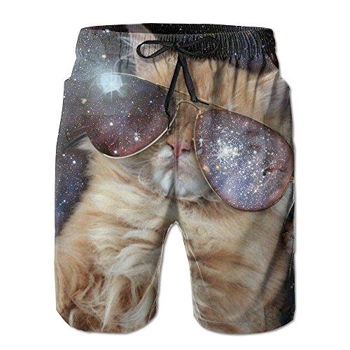 Cool Cat 2017 Hot Men Shorts (Star Cat Figurine)
