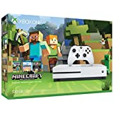 Xbox One S 500GB Console - Minecraft Bundle - Bundle Edition