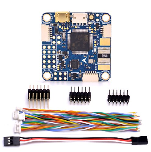 Readytosky FLIP 32 F4 OMNIBUS V3 PRO Flight Controller Board w/ Sensing + Baro Built-in OSD Has an 128Mb Flash Flight Control Board