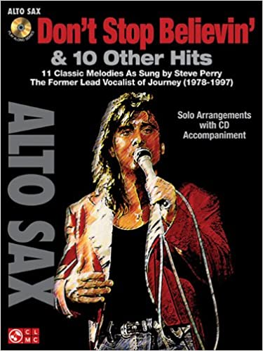 dont stop believin 10 hits from former lead vocalist of journey steve perry for trumpet