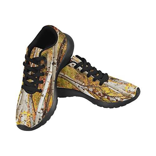 InterestPrint Womens Jogging Running Sneaker Lightweight Go Easy Walking Casual Comfort Sports Running Shoes Multi 8