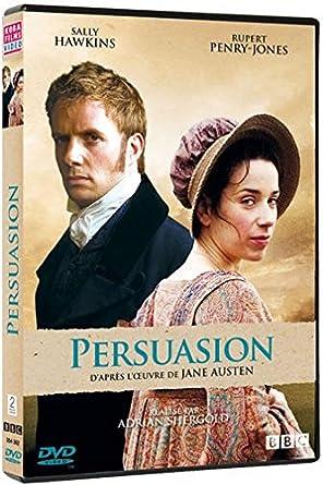 """Résultat de recherche d'images pour """"persuasion dvd"""""""