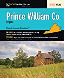 img - for Prince William County VA Atlas book / textbook / text book