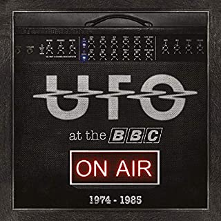 At The BBC: On Air 1974-1985 by UFO (B00B6CVS52) | Amazon Products
