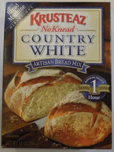 krusteaz white bread mix - 6