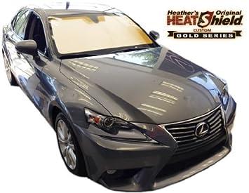 lexus is 250 2014 custom. gold series sunshade for lexus is250 is350 hardtop 2014 2015 2016 2017 heatshield windshield custom is 250