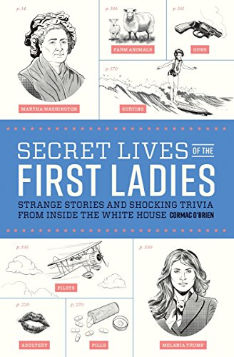 Secret Lives of the First Ladies: Strange Stories and Shocking Trivia From Inside the White - Michelle Obama Fashion