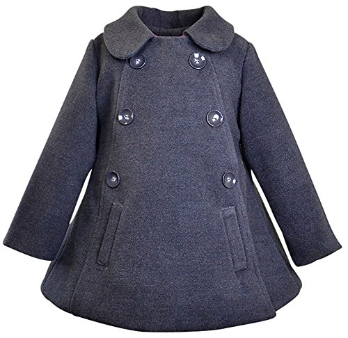 Double Breasted A-line Coat - Widgeon American Double Breasted A-Line Coat, Kids Size 5