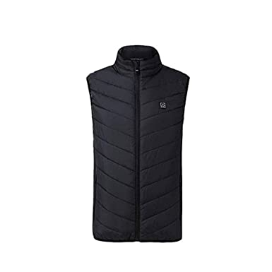 quality and quantity assured hot-selling latest cozy fresh SIMPLE-B USB Electric Heated Vest Security Intelligent ...