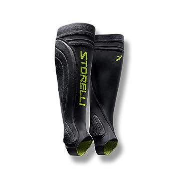 Storelli Espinillera Bodyshield Legguard 2.0 Black: Amazon.es: Deportes y aire libre