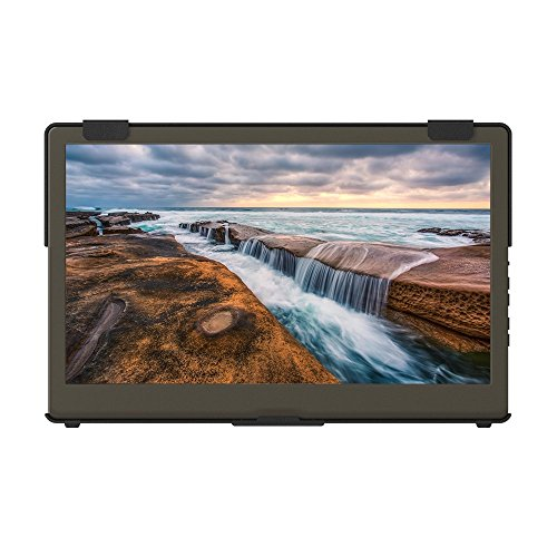GeChic 1305H 13.3 FHD 1080p Portable Monitor with HDMI, Ultra Slim, Light Weight, Horizontal & Vertical Display Connect, Audio Jack