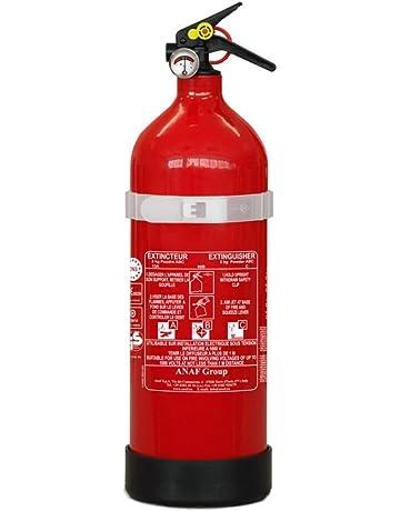 ELRO BB2NF - Extintor color Rojo